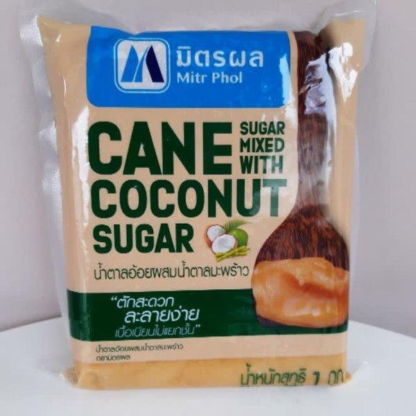 Mitr Phol Cane Sugar Mixed With Coconut sugar 1kg