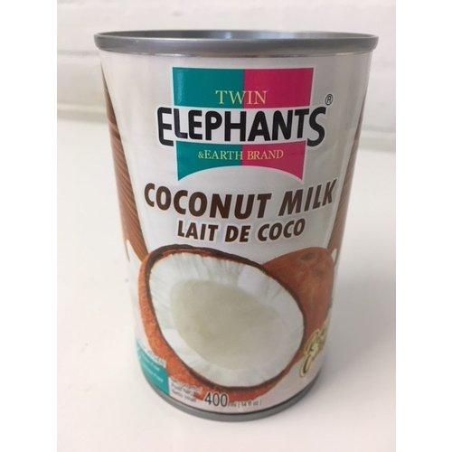 Twin Elephant Coconut Milk 400ml