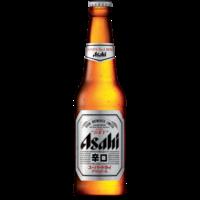 Asahi Japanese Asahi Beer Bottle 330ml