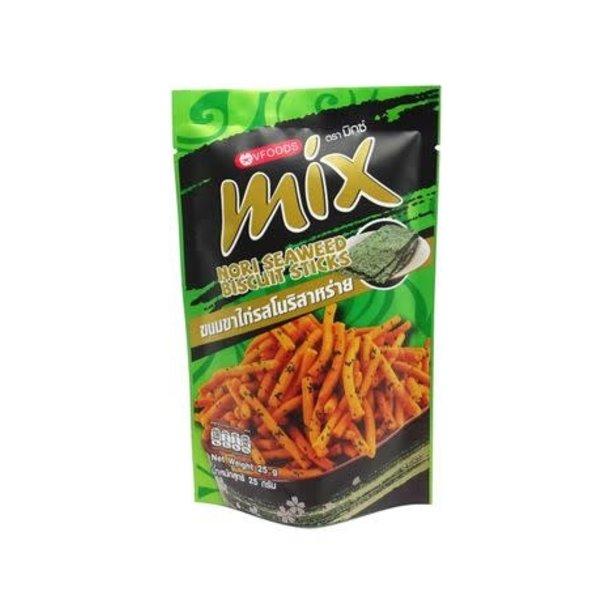 MIX Nori Seaweed Biscuit Sticks 60g