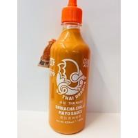Thai Dragon Sriracha Chilli Mayo Sauce 455g (No MSG & Gluten Free)