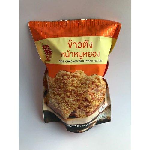 Chao Sua Rice Cracker - Pork Floss 90g