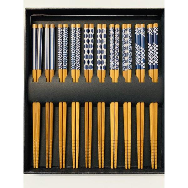 Chopsticks set 10 Pairs / Gift Set