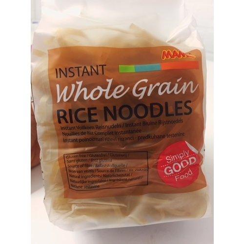 Mama Instant Wholegrain Rice Noodles / Gluten Free 225g
