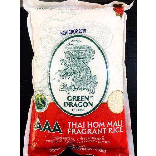 Green Dragon Jasmine Rice 2kg