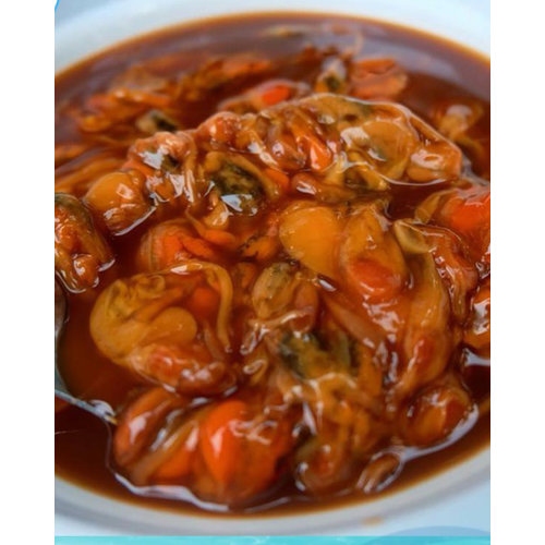 Thai Pickled Mussels  (Hoi Dong) 200g
