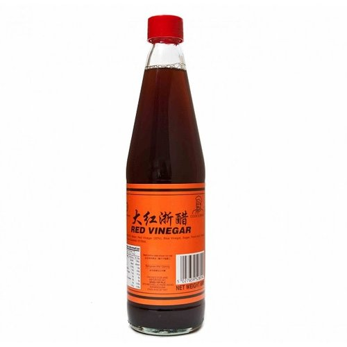 Cooks Brand Red Vinegar 500ml