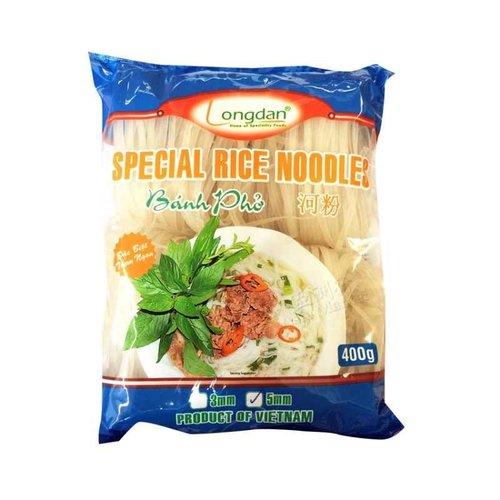 Longdan Special Rice Noodle 5mm  400g
