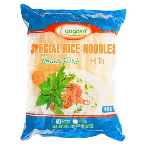 Longdan Special Rice Noodle 3mm  400g