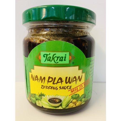 Ta Krai Thai Style Fruit Dip  (mild hot)225g