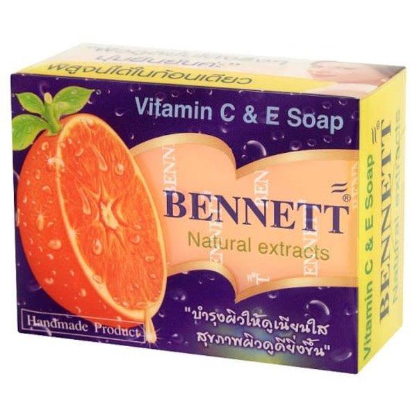 Bennett Vitamin C & Vitamin E Soap 130g