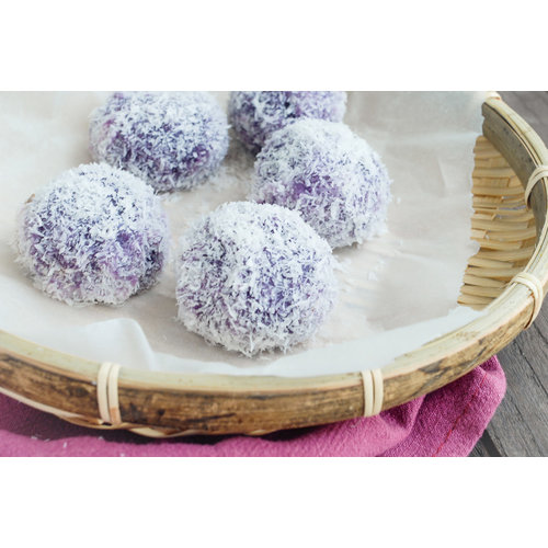 Oriental Delight Purple Rice Mochi 288g