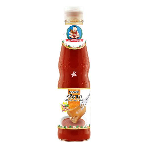Healthy Boy Sriracha Chilli Sauce 350g