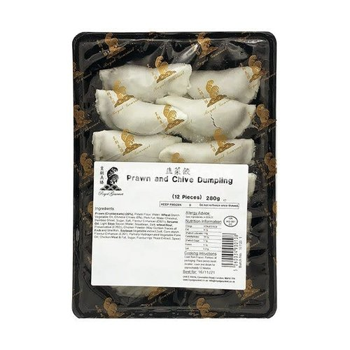 Prawn & Chive Dumpling 280g (Frozen)