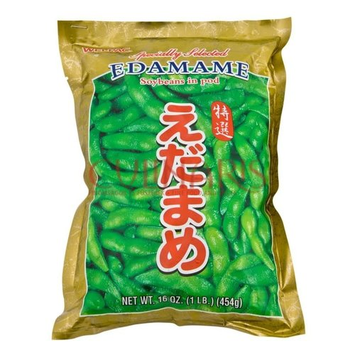 WP Edamame  454g ( Frozen)  PLEASE CHOOSE A.M. DELIVERY ONLY