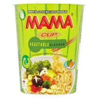 Mama Noodle Cup  - Vegetable 70g
