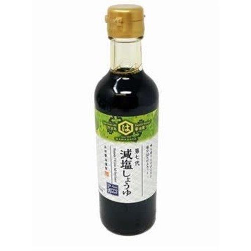 HAMADAYA Hamada VII Less Salt Soy Sauce 300ml