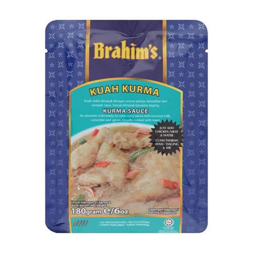Brahim's Kurma Sauce  180g