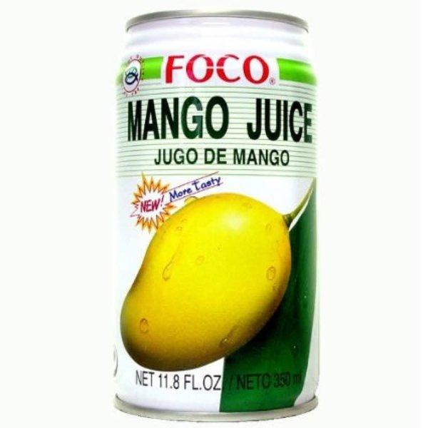 FOCO Mango Juice 350ml