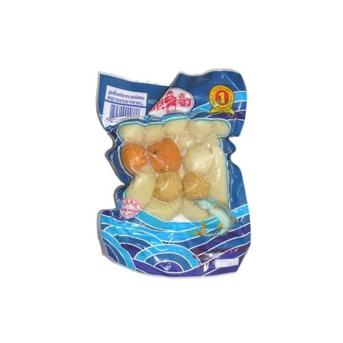 Chiu Chow Mixed Seafood Fish Ball 200g (Frozen)  FOR A.M. DELIVERY ONLY