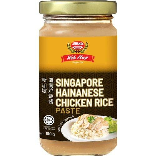 Woh Hup Singapore Hainaese chicken rice paste190g