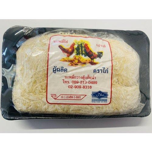 Fresh Yellow Egg Noodles /บะหมี่ไข่ 500g