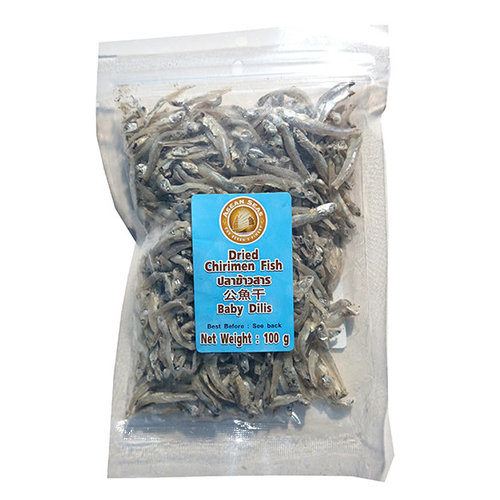 Asean Seas Dried Baby  Anchovy  (Chirimen /Baby Dilis) 100g