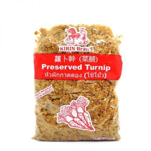 Kirin Preserved Turnip Chopped 500g