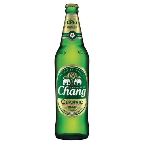 Chang Thai Chang Beer Bottle 620ml