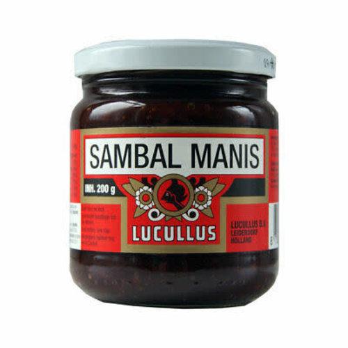 Lucullus Sambal Manis 200g