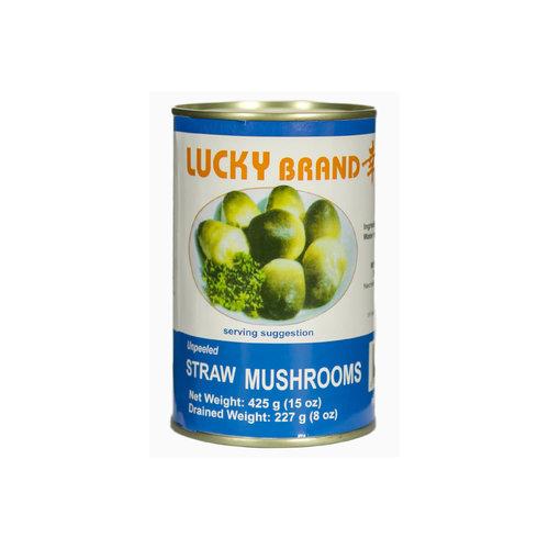 Lucky Brand Straw Mushroom (Whole) 425g