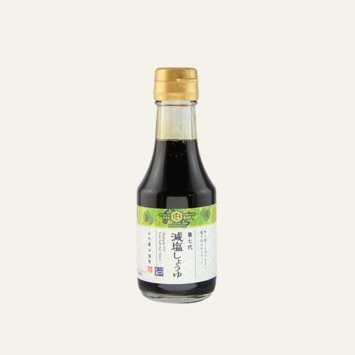 HAMADAYA Hamada VII Less salt soy sauce 150ml