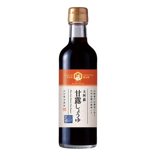 HAMADAYA Dai Aso Sweet Soy Sauce 300ml