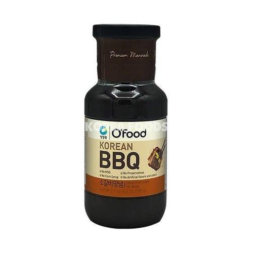 O Food BBQ Bulgogi Sauce & Beef Marinade 280g