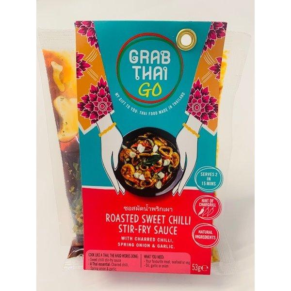 Grab Thai Roasted Sweet Chilli Stir-Fry Sauce 53g