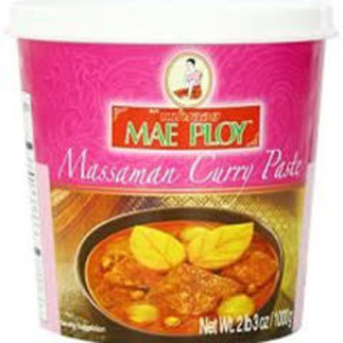Mae Ploy Massaman Curry Paste 1kg Special Offer Best Before 06/21