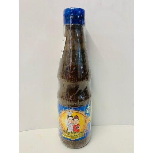 Zap Inter Magasarakram Pickled Fish Sauce (Light Cooking) 400ml (Blue  Lid)