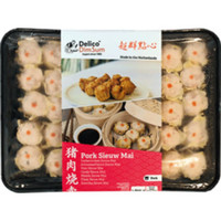 Delico Pork Sieuw Mai 800g (Frozen)  PLEASE CHOOSE A.M. DELIVERY ONLY