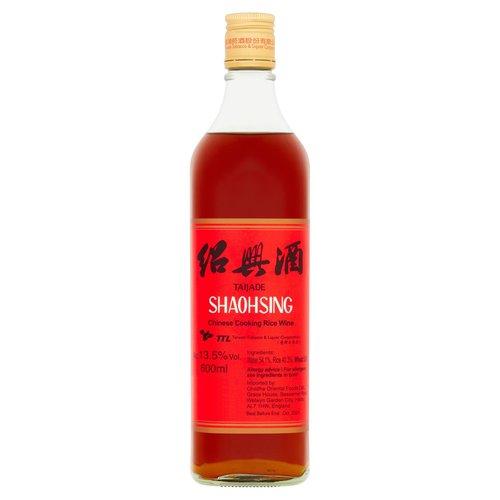 Taijade Shaohsing Wine 600ml