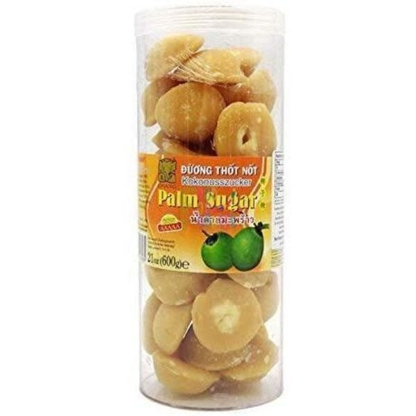 Chang Palm Sugar (Small Disc) 600g