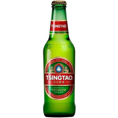 Tsingtao Tsingtao Beer Bottle 330ml