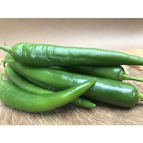 Big Green Chilli 100g - 150g