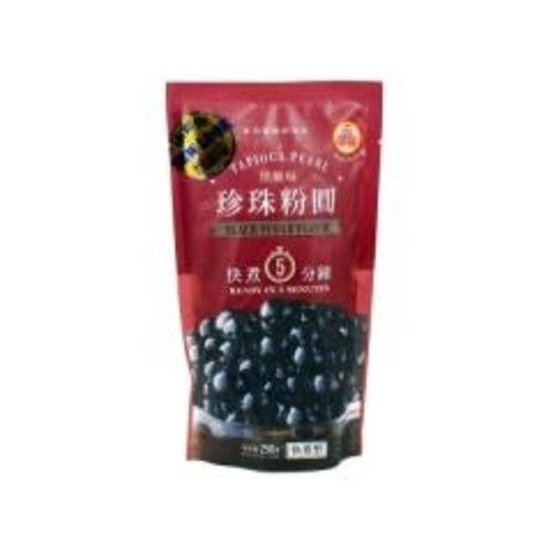 Wu Fu Yuan Tapioca Pearl (Black Sugar Flavour) 250g Best Before 07/21
