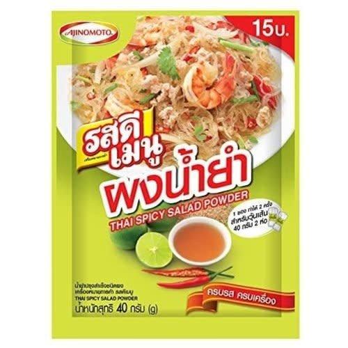 Rosdee Thai Spicy Salad Mix Powder 40g - Yum Woon Sen Best Before 08/21