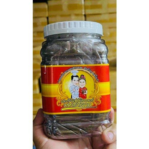 Zap Inter Magasarakram Fermented Fish (Premium) ปลาร้าตัว ผู้ดี 1000g