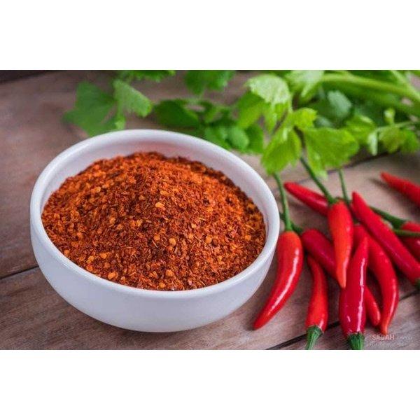 Ground Dried Chilli พริกป่น 100g