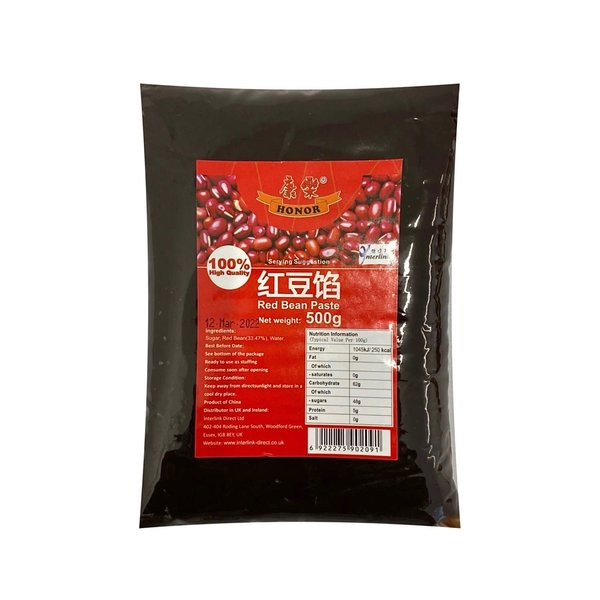 Red Bean Paste 500g