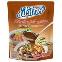 Fa Thai Concentrated Noodle Soup (Pa-lo Flavour) 350g SPECIAL OFFER Best Before 09/21