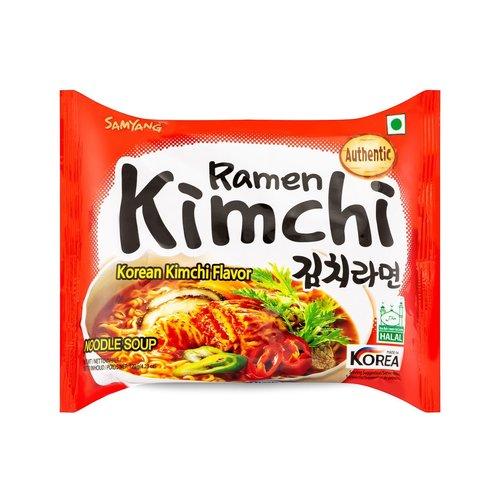 Samyang Noodle Soup  - Kimchi Ramyun 120g