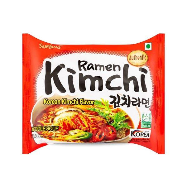 Samyang Samyang Noodle Soup  - Kimchi Ramyun 120g